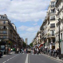 Chemin Vert - Rue de Rivoli
